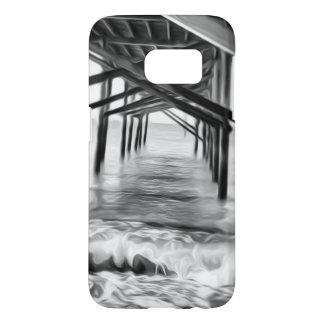 Wavy waves Galaxy S7 case