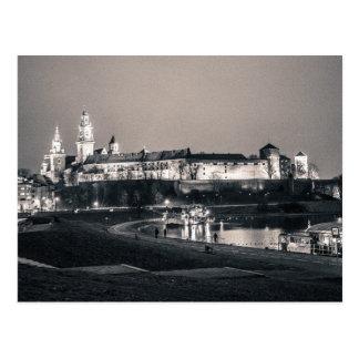 Wawel Castle Postcard