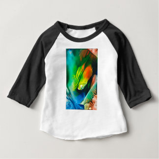 Wax Art 0001 Baby T-Shirt