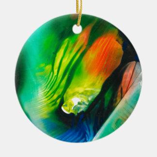 Wax Art 0001 Ceramic Ornament