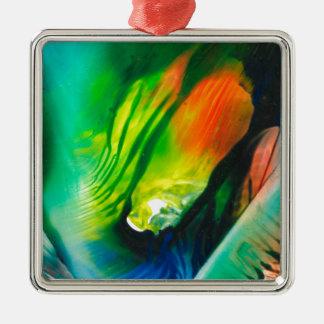 Wax Art 0001 Metal Ornament