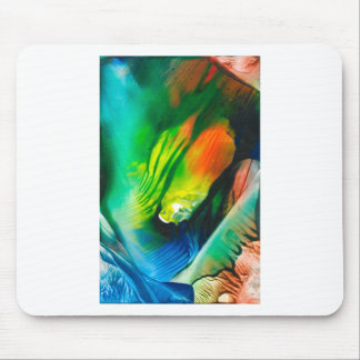 Wax Art 0001 Mouse Pad