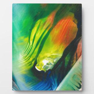 Wax Art 0001 Plaque