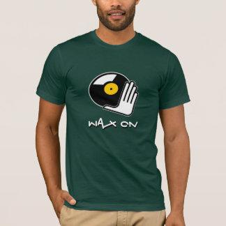 Wax On Scratch DJ T-Shirt