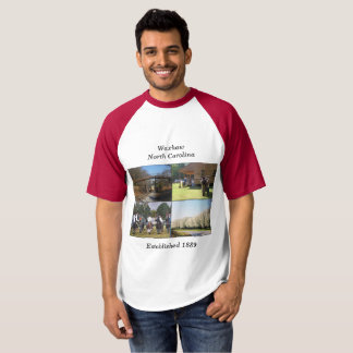 Waxhaw, North Carolina Mens T-Shirt