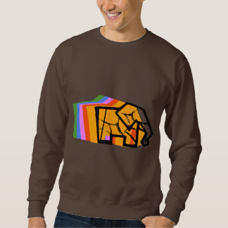 Way Back Ele / Men's Basic Sweatshirt