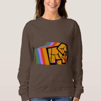 Way Back Ele / Women's Basic Sweatshirt