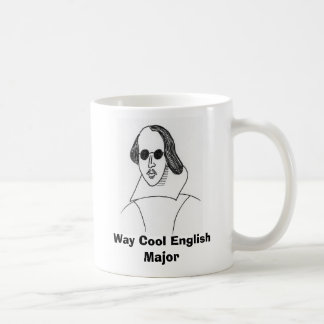 Way Cool English Major Mug