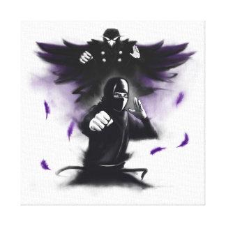 Way of the Hidden Fist Canvas Print