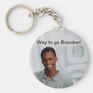 way to go! key ring