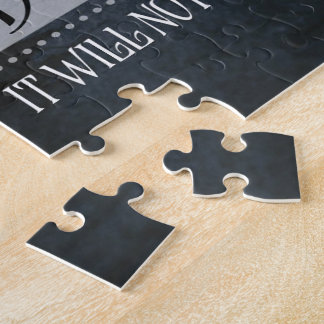 Way To Look At The Past Jigsaw Puzzle