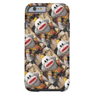Way Too Many SockMonkeys Tough iPhone 6 Case