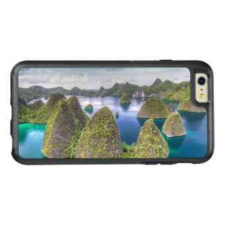 Wayag Island landscape, Indonesia OtterBox iPhone 6/6s Plus Case