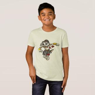wayang animation puppet T-Shirt