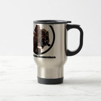 Wayang World Art Masterpiece Coffee Mugs