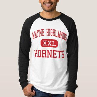 Wayne Highlands - Hornets - Middle - Honesdale T-Shirt