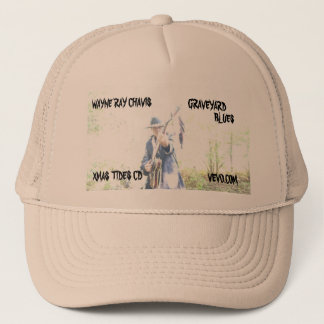 Wayne Ray Chavis Music Trucker Hat
