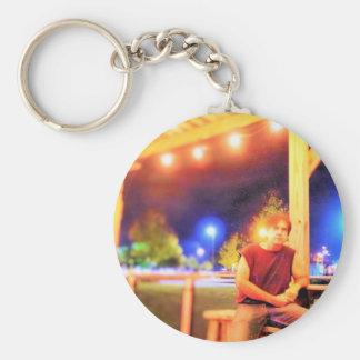 WayneRayChavisSouvieniers Key Ring