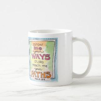 Ways and Paths mug