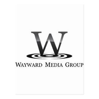 Wayward Media Group Merchandise Postcard