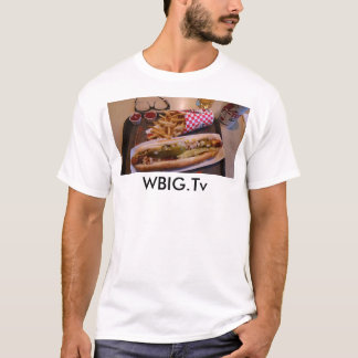 WBIG.Tv Footlong T-Shirt