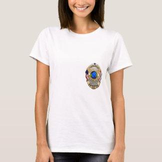 WBTB Florida Auxiliary # 10 T-Shirt