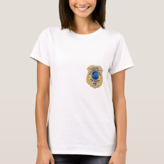 WBTB New Jersey Auxiliary # 5 T-Shirt
