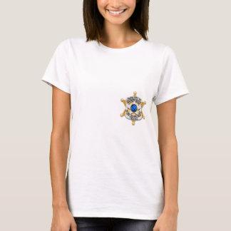 WBTB Texas Auxiliary # 19 T-Shirt