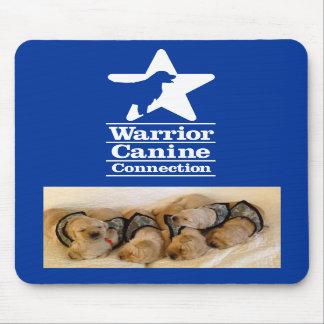 WCC puppy mousepad