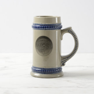 WCSL Medallion logo beer stein! Beer Steins