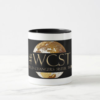 WCST World Changers Sister Tribe(TM) Black 11 oz Mug