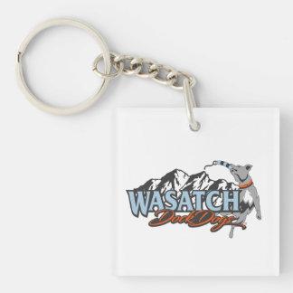 WDD Worlds Gear Key Ring