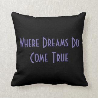 WDW pillow