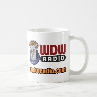 WDW Radio Logo Gear Mug