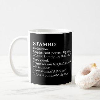 WDYHC No12, Stambo Coffee Mug