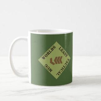 WDYHC No 2b, Tactical Flash subdued Coffee Mug