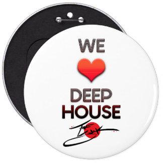 We <3 Deep House Button
