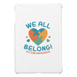 We All Belong Cover For The iPad Mini