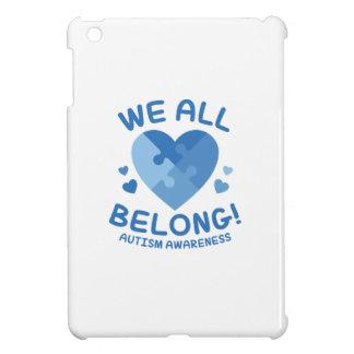 We All Belong iPad Mini Case