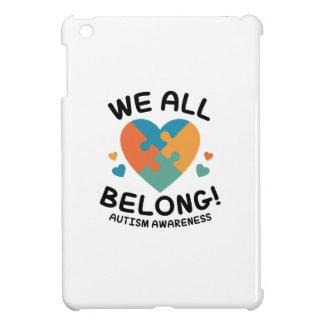 We All Belong iPad Mini Covers