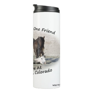 We All Have That One Friend Thermal Tumbler