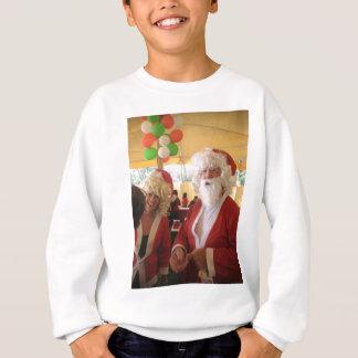 WE ALL NEED LOVE SANTA Hohoho!.jpg Sweatshirt