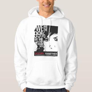 We are 99% hoodie
