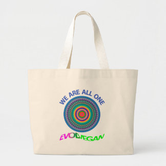 WE ARE ALL ONE - TOTE BAG