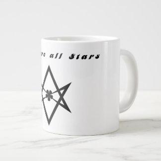 We Are All Stars Large Coffee Mug