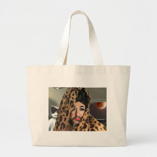 We are an impossibility large tote bag
