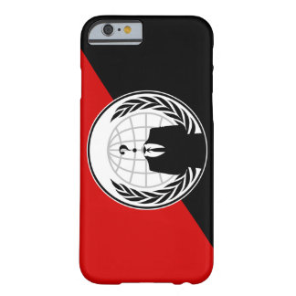 We Are Anonymous Anarchist Flag Barely There iPhone 6 Case