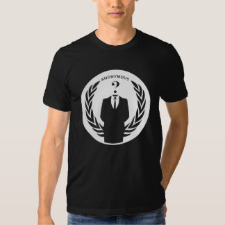 We Are Anonymous Logo T-Shirt
