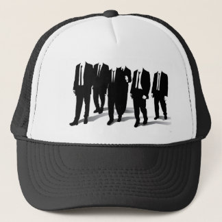 We Are Anonymous Trucker Hat