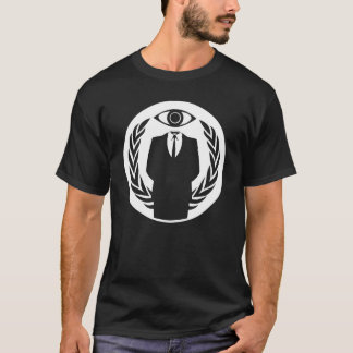 We Are Anonymous With Eye T-Shirt